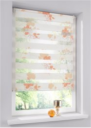 Doppelrollo mit Blumen, bpc living bonprix collection