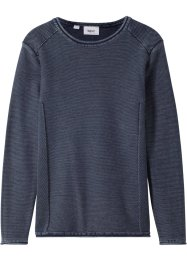 Strickpullover in Used Optik, bpc bonprix collection