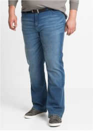Bootcut Stretch-Jeans Regular Fit, John Baner JEANSWEAR