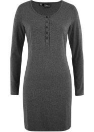 Shirtkleid mit Knopfleiste, bpc bonprix collection