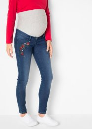 Umstandsjeans mit Stickerei, bpc bonprix collection