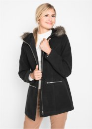 Jacke in Wolloptik, bpc bonprix collection