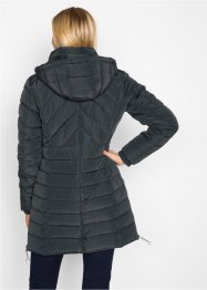 Long-Steppjacke mit Wattierung, bpc bonprix collection