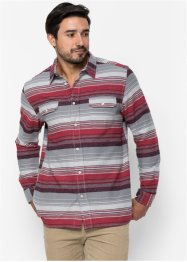 Flanell-Hemd im Regular Fit, bpc bonprix collection