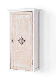 Badezimmer Hängeschrank mit Ornament, bpc living bonprix collection