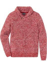 Pullover mit Schalkragen Regular Fit, bpc selection