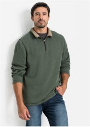 Sweatshirt mit Stehkragen Regular Fit, bpc selection