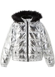 Steppjacke in Silber, bpc bonprix collection