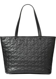 Shopper mit Sternensteppung, bpc bonprix collection