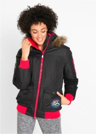 Outdoor-Funktions-Jacke mit Kapuze, bpc bonprix collection