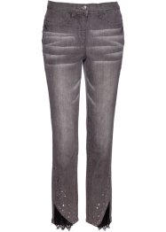 Stretchjeans mit Spitze, bpc selection