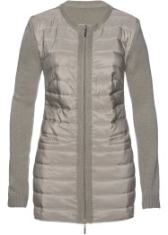 Premium Strickjacke mit Steppung, bpc selection premium