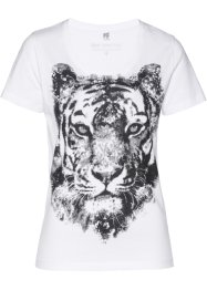 Shirt mit Tigerdruck, bpc selection