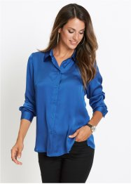 Satin-Bluse, bpc selection