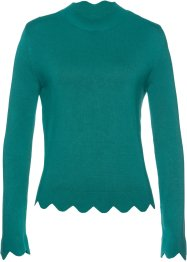 Pullover mit Wellenkante, bpc selection