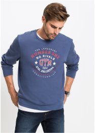 Sweatshirt mit Druck Regular Fit, bpc bonprix collection