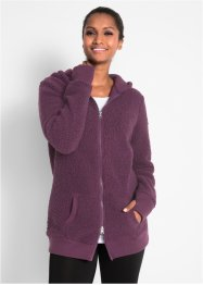 Langarm-Teddyfleecejacke, bpc bonprix collection