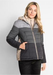 Umstands-Steppjacke, 2in1-Optik, bpc bonprix collection