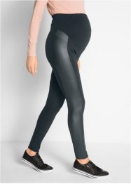 Umstandsleggings mit Bauchband, bpc bonprix collection