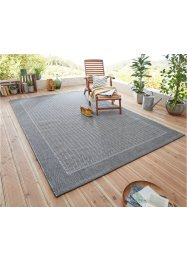 In- und Outdoor Teppich mit Bordüre, bpc living bonprix collection