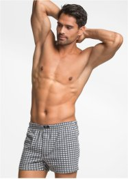 Lockere Jersey Boxershorts 3+1 (4er-Pack), bpc bonprix collection