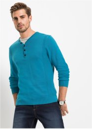 Pullover, 2-in-1-Optik, bpc bonprix collection