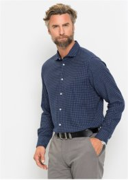 Flanellhemd Regular Fit, bpc selection