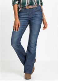 Stretch-Thermojeans, BOOTCUT, John Baner JEANSWEAR