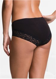 Panty mit Spitze 4+1 (5er Pack), bpc bonprix collection