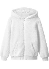 Teddyfleece-Kapuzenjacke, bpc bonprix collection