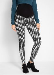 Umstands-Leggings, gemustert, bpc bonprix collection
