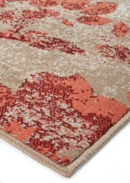 Teppich mit Blättermotiv, bpc living bonprix collection