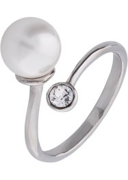 Ring mit Swarovski® Kristall, bpc bonprix collection