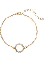 Armband mit Swarovski® Kristallen, bpc bonprix collection
