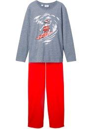 37f5ab9e78c050 Pyjama mit Weihnachtsmotiv (2-tlg.), bpc bonprix collection