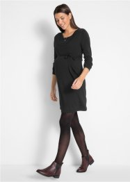 Stillkleid/Umstandskleid in Strick mit Bindeband, bpc bonprix collection
