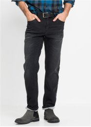 Thermo-Sweat-Jeans Regular Fit Straight, John Baner JEANSWEAR