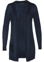 Strickjacke mit Pailletten, bpc selection