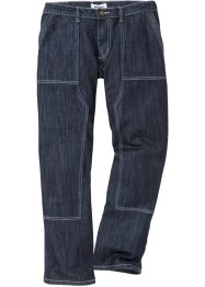 Worker-Jeans Loose Fit Straight, John Baner JEANSWEAR