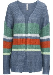 Oversize-Strickjacke, RAINBOW