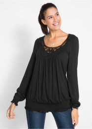Langarm-Shirt-Tunika, bpc bonprix collection