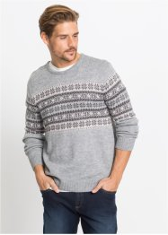 Norwegerpullover Regular Fit, bpc selection