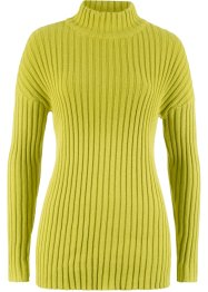Baumwoll Pullover mit Stehkragen, bpc bonprix collection