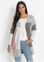 Cardigan im Colorblocking-Design, BODYFLIRT