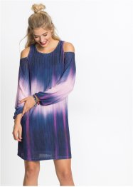 Shirtkleid mit Cut-Outs, RAINBOW