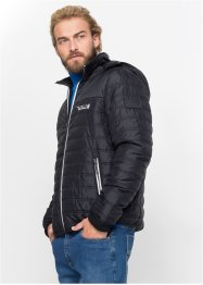 Herren Winterjacke mit Kapuze, modisch gesteppt, bpc bonprix collection