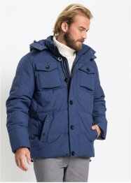 Herren Winterjacke mit Kapuze, bpc bonprix collection
