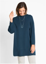 Strick-Kleid mit Stehkragen, bpc bonprix collection