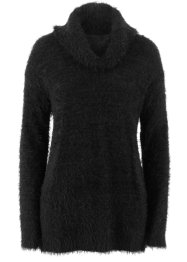 Oversize-Flausch-Pullover, bpc bonprix collection