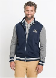 Sweatjacke Slim Fit, bpc selection